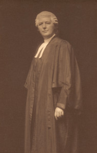 Chrystal as barrister