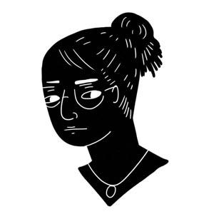 Maria Stoian - Self Portrait