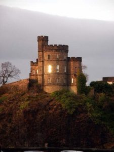 Calton Hill Jail