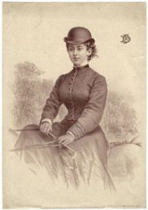 Lady Florence Dixie