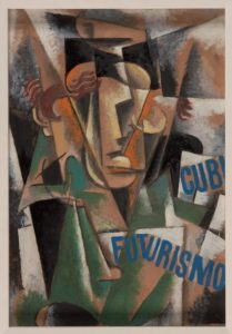 Liubov Popova: 'Study for Portrait'