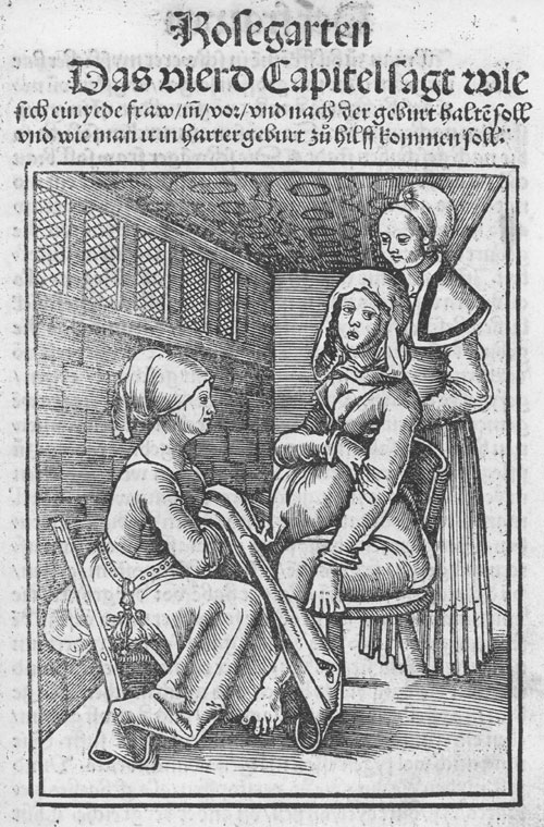 Historical Midwives