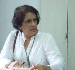 Chandrika Bandaranaike Kumaratunge