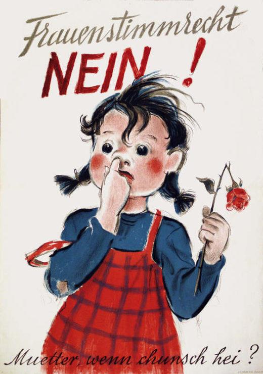 Switzerland women's suffrage