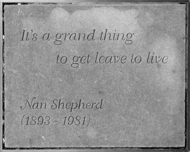 Nan Shepherd