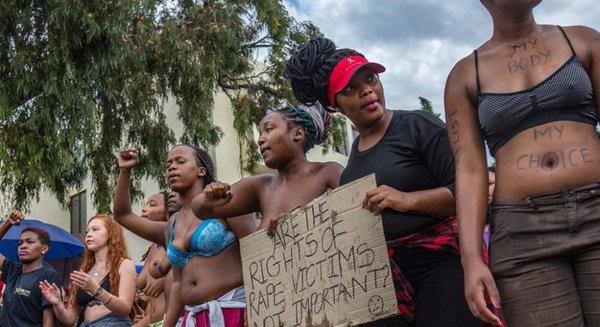 African university students amateur lesbian sextape - 5 10